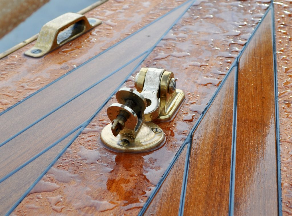 Staysail Fittings